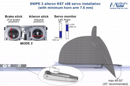 snipe2aileronkstx08servoinstallation4850degrees