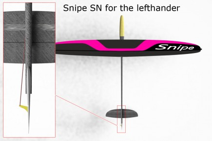 snipe sn for lefthander