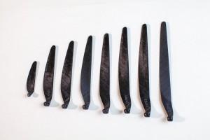 Prop blades
