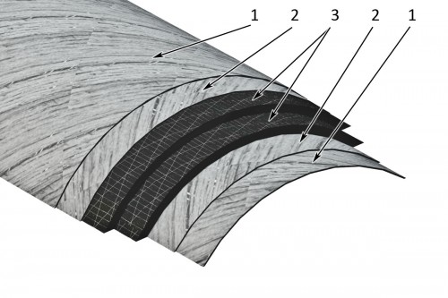 Tail boom structure
