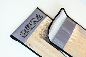 SUPRA Silver Wing Bag